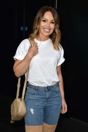 Katie Piper - Out in London