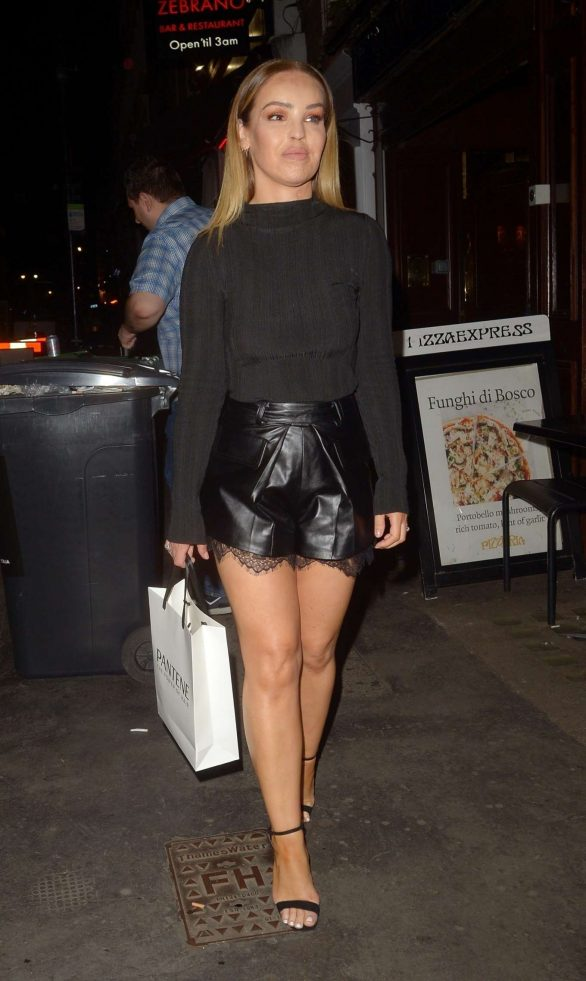 Katie Piper - Pantene PRO V Launch Party in London