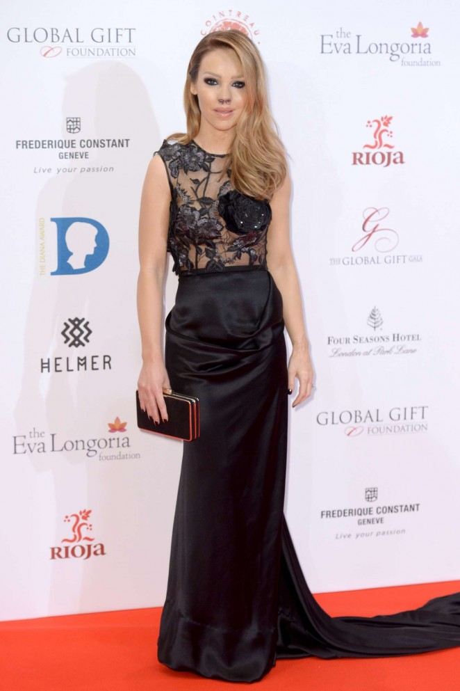 Katie Piper - The Global Gift Gala 2015 in London adds