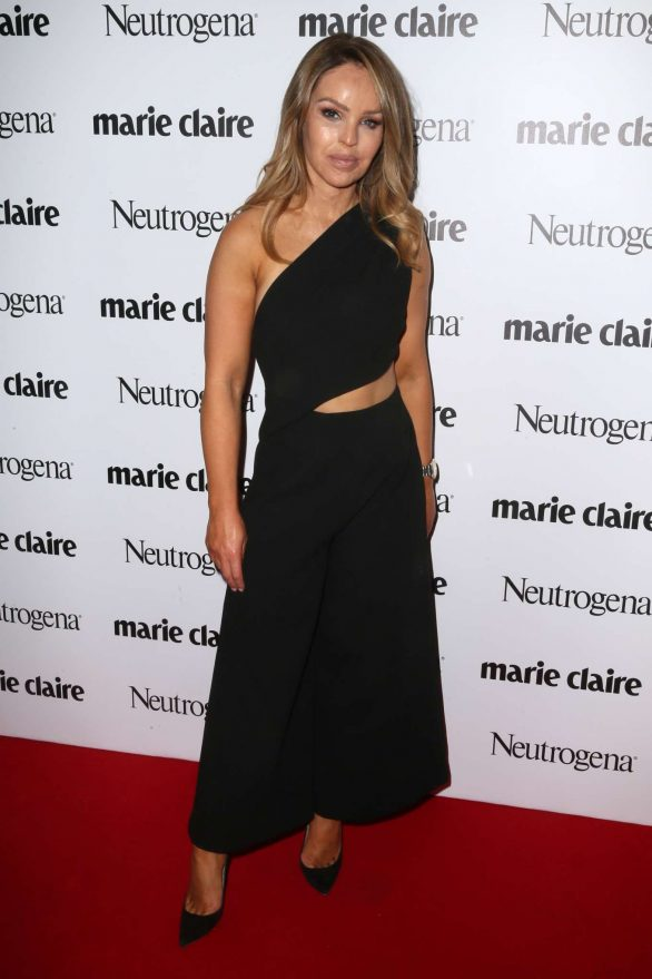 Katie Piper - The Marie Claire Future Shapers Awards in Partnership with Neutrogena in London