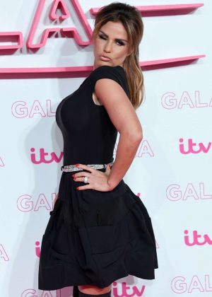 Katie Price - 2016 ITV Gala in London