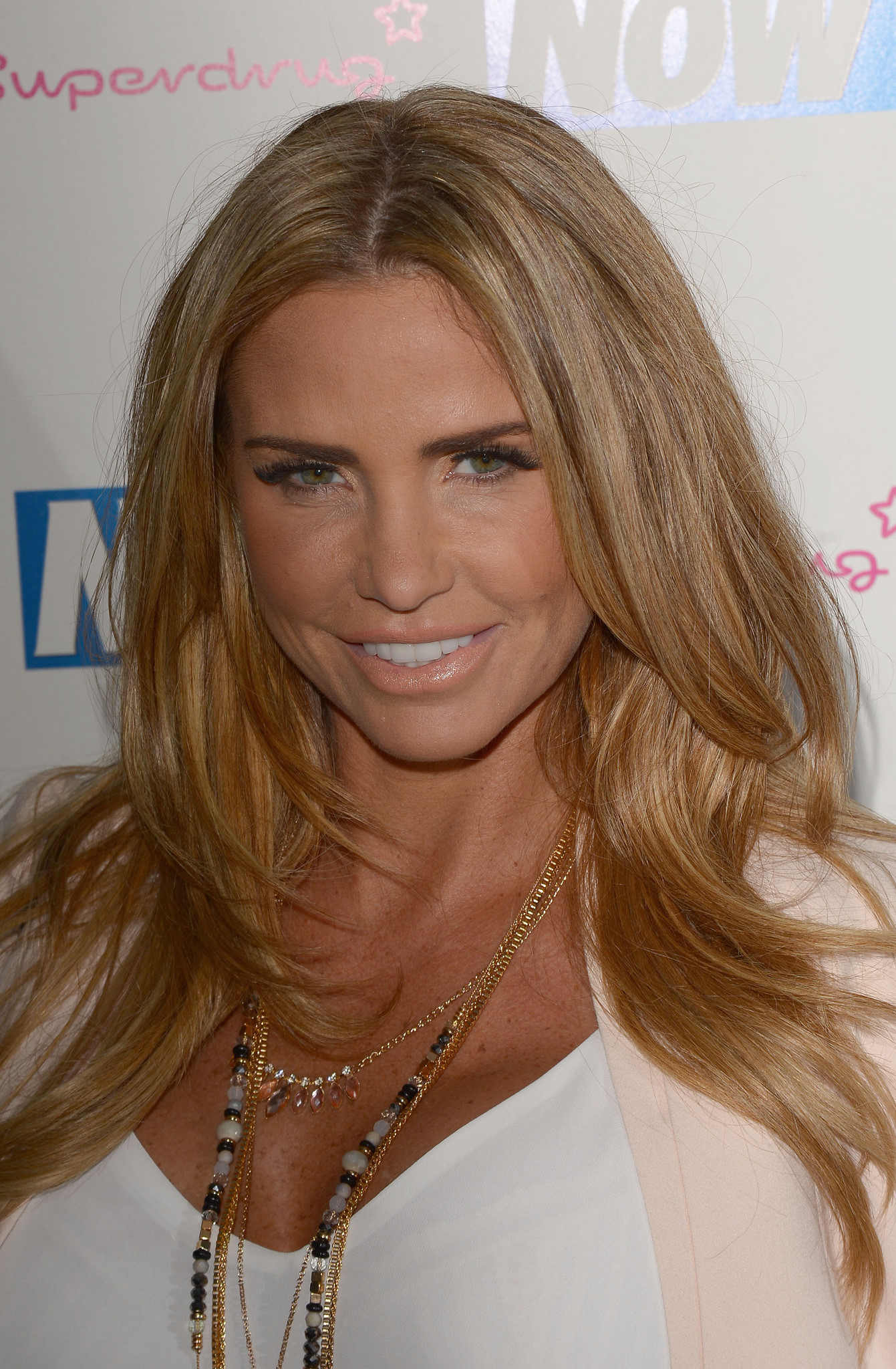 Katie Price: Now Smart Girls Fake It Campaign Launch -10