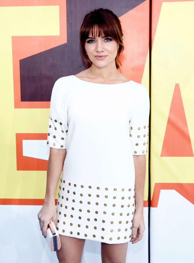 Katie Stevens – 2015 MTV Movie Awards in LA