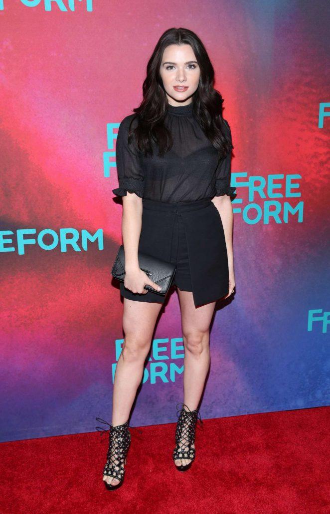 Katie Stevens: 2017 Freeform Upfront -22
