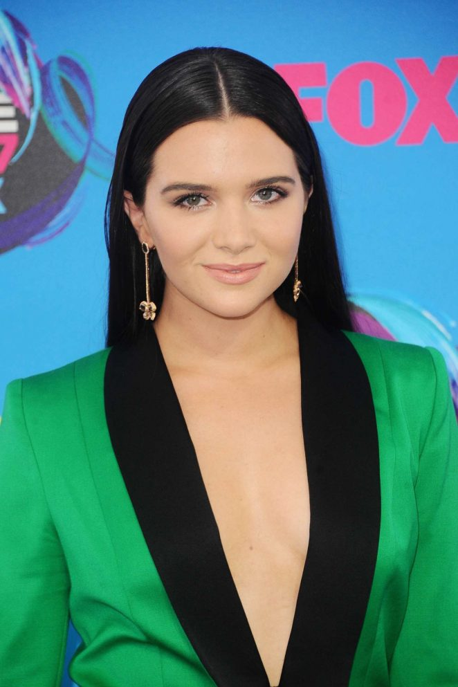 Katie Stevens – 2017 Teen Choice Awards in Los Angeles