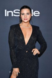 Katie Stevens - 2020 InStyle and Warner Bros Golden Globes Party in Beverly Hills