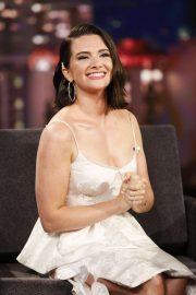 Katie Stevens - On Jimmy Kimmel Live! in Los Angeles