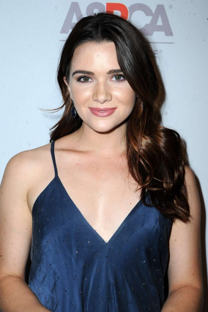 Katie Stevens – The ASPCA'S Benefit Gala in Los Angeles