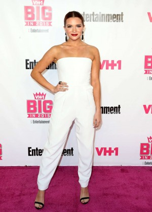 Katie Stevens - VH1 Big in 2015 With Entertainment Weekly Awards in LA