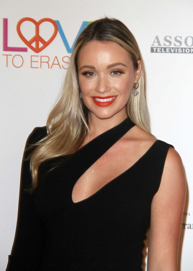 Katrina Bowden – 2018 Race to Erase MS Gala in Los Angeles