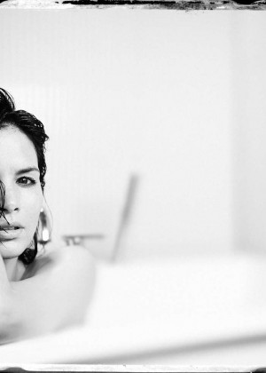 Katrina Law - 2016 TJ Scott Photoshoot for his In The Tub Books