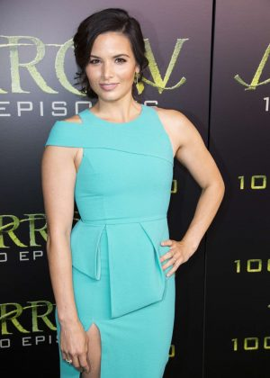Katrina Law - Celebration Of 100th Episode Of CW's 'Arrow' in Vancouver