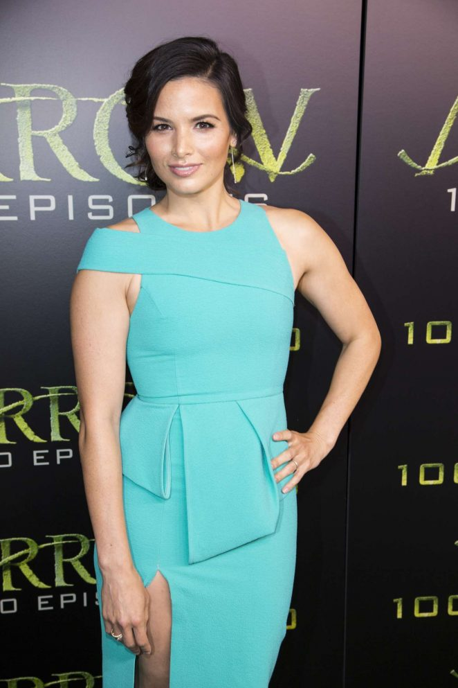 Katrina Law – Celebration Of 100th Episode Of CW's 'Arrow' in Vancouver