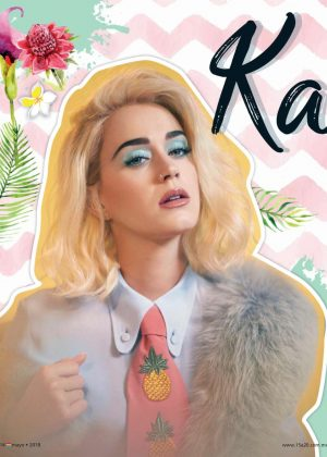 Katy Perry - 15 a 20 Magazine (May 2018)