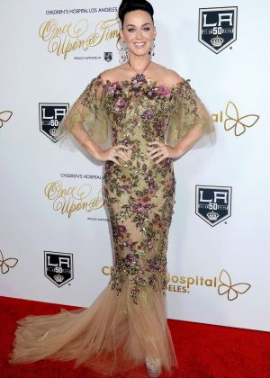 Katy Perry - 2016 Children's Hospital LA Once Upon a Time Gala in Los Angeles