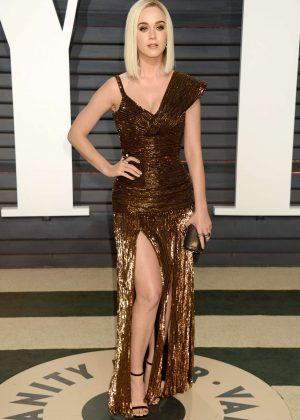Katy Perry - 2017 Vanity Fair Oscar Party in Hollywood