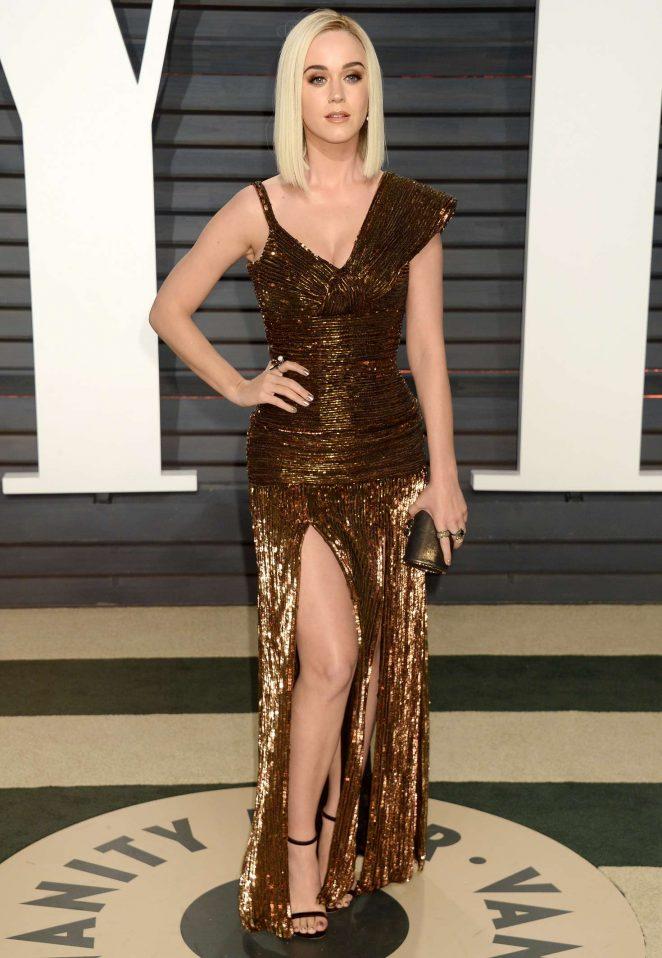 Katy Perry – 2017 Vanity Fair Oscar Party in Hollywood