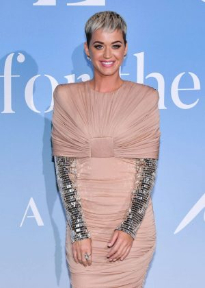 Katy Perry - 2018 Gala for the Global Ocean in Monte-Carlo
