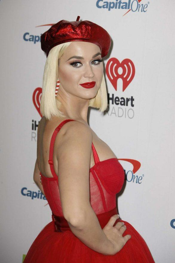 Katy Perry 2019 : Katy Perry – 2019 KIIS FMs iHeartRadio Jingle Ball-01