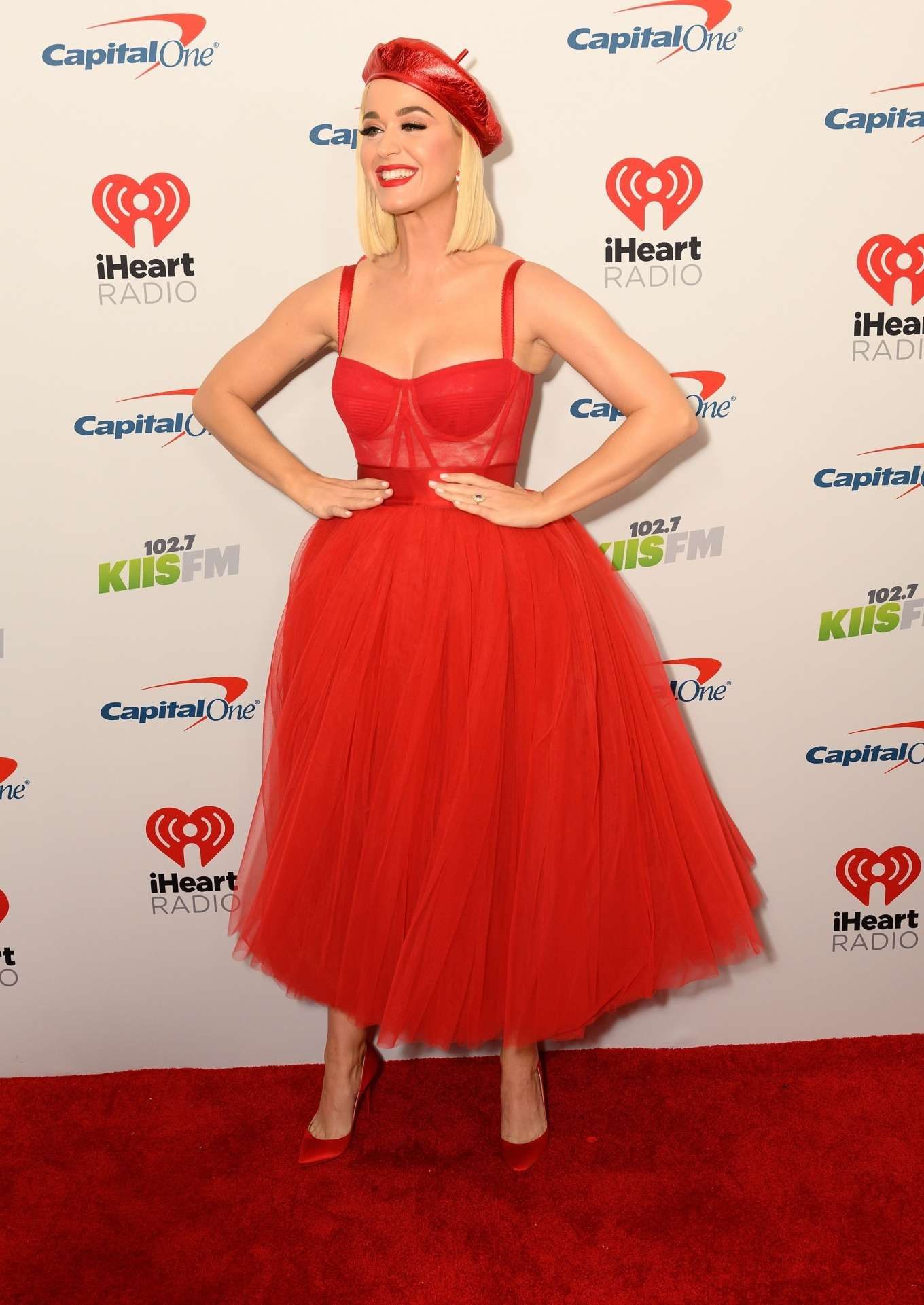 Katy Perry 2019 : Katy Perry – 2019 KIIS FMs iHeartRadio Jingle Ball-04