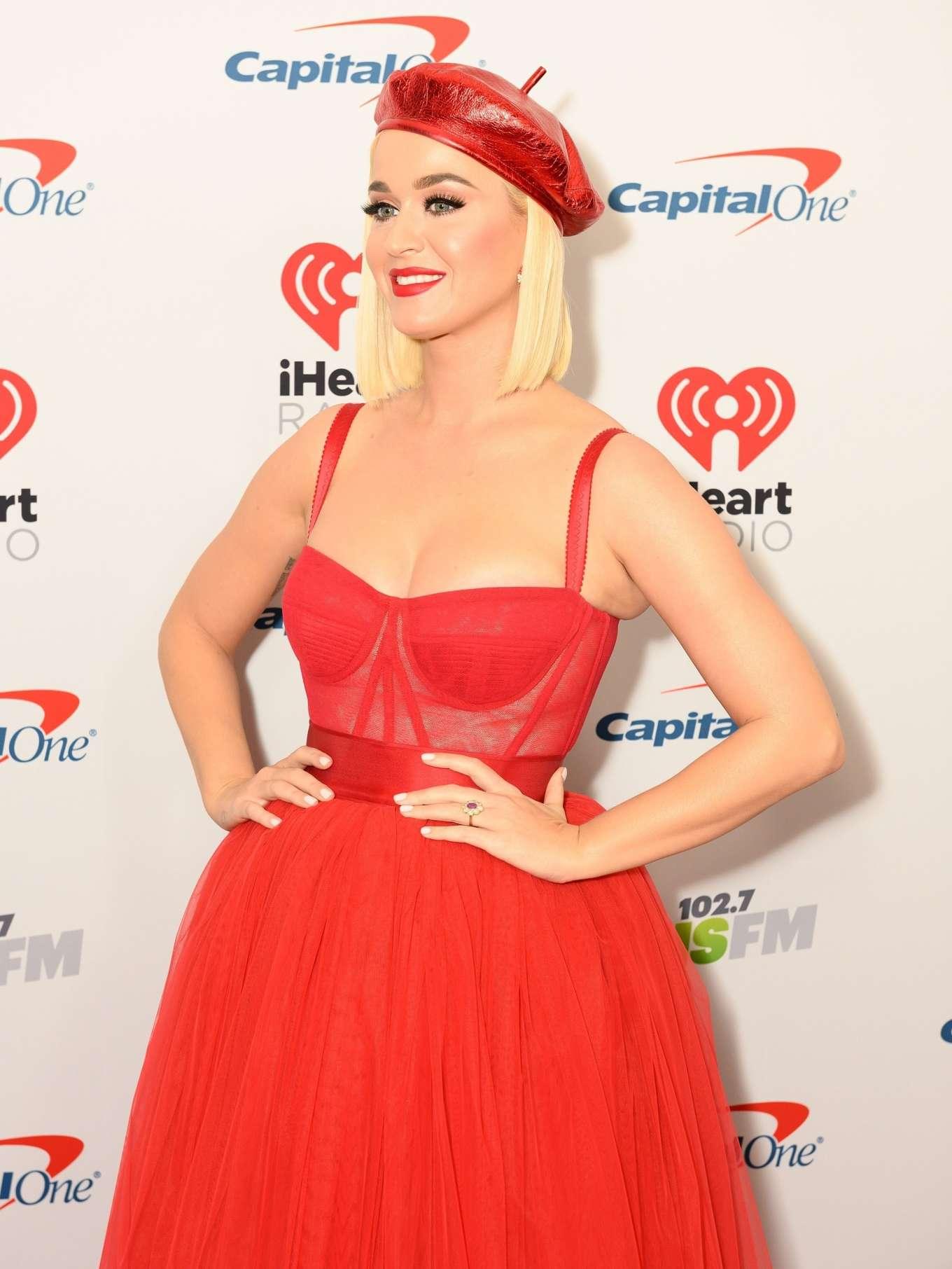 Katy Perry 2019 : Katy Perry – 2019 KIIS FMs iHeartRadio Jingle Ball-19
