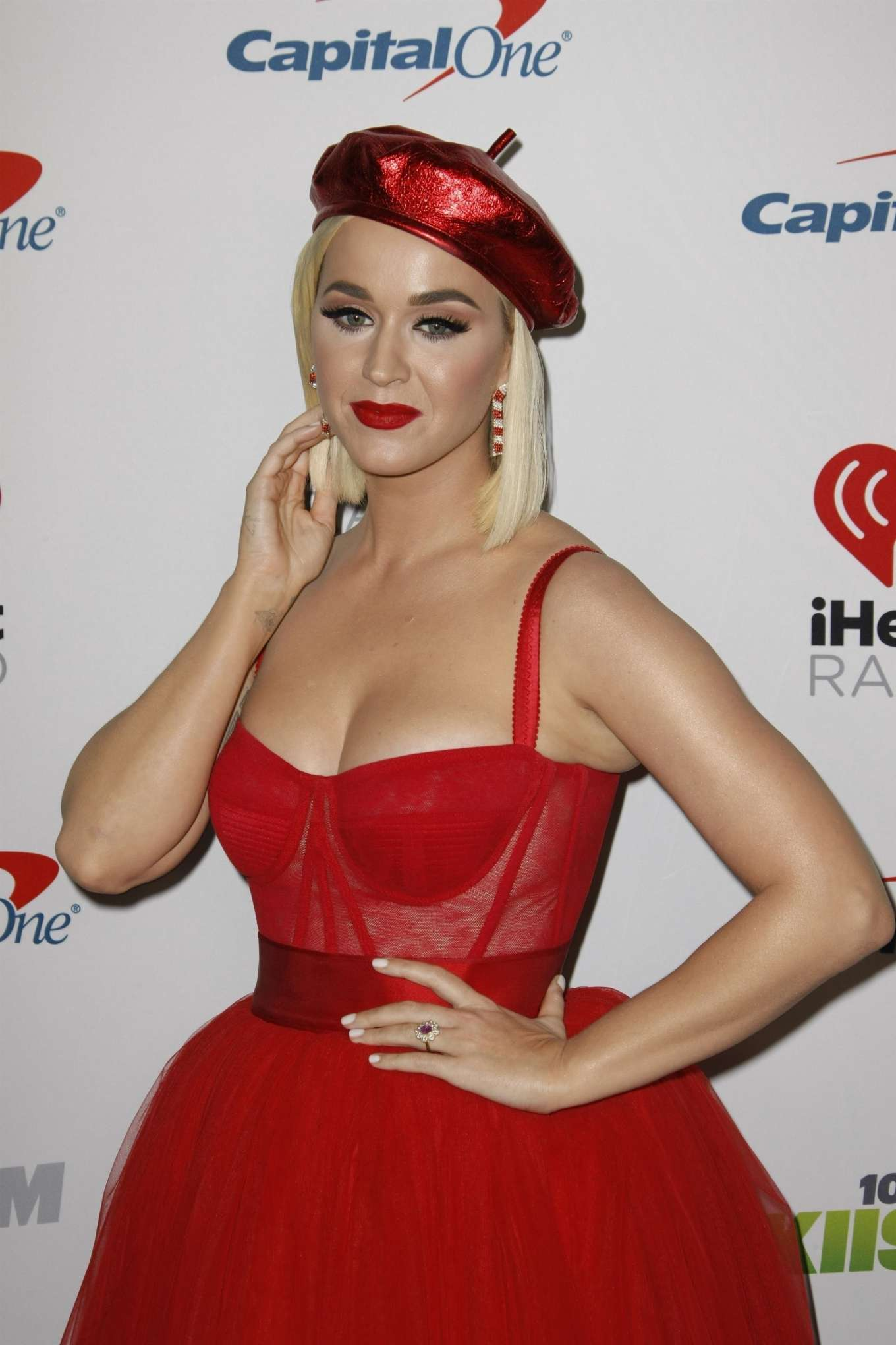 Katy Perry - 2019 KIIS FM's iHeartRadio Jingle Ball in Inglewood