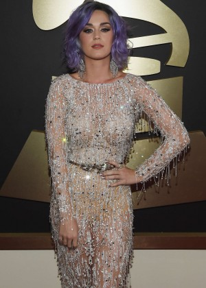 Katy Perry - GRAMMY Awards 2015 in Los Angeles