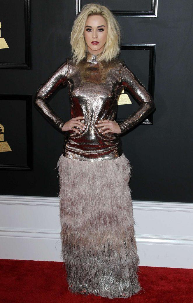 Katy Perry: 59th GRAMMY Awards -17
