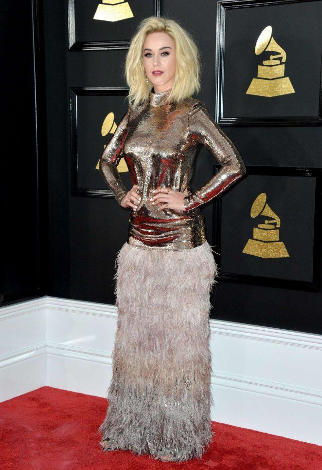 Katy Perry: 59th GRAMMY Awards -19