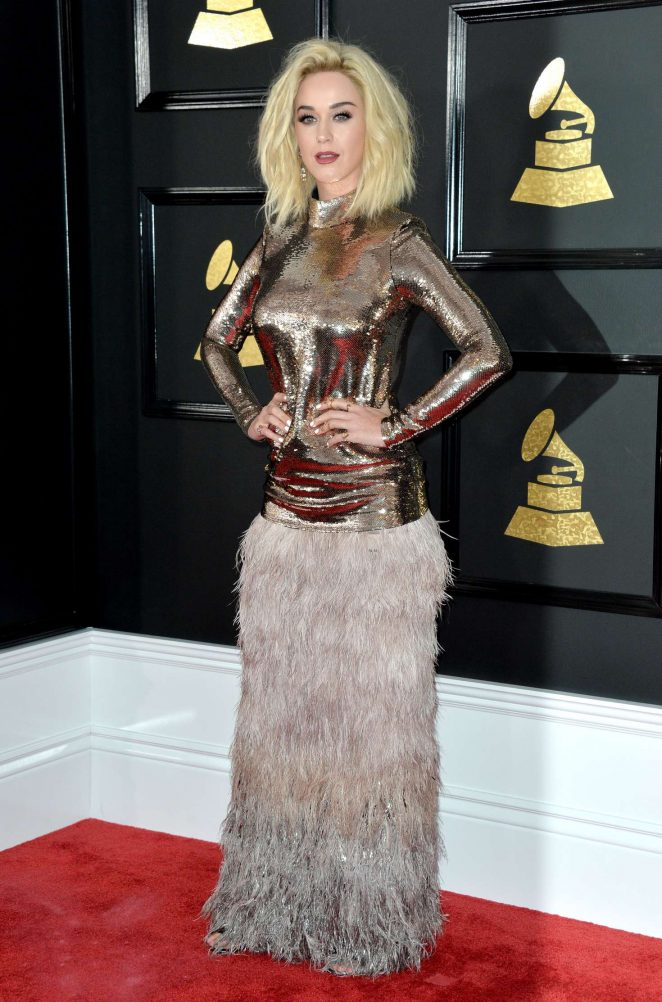 Katy Perry: 59th GRAMMY Awards -21