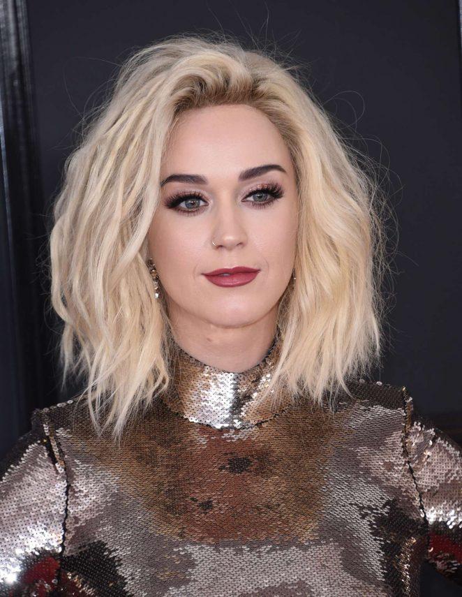 Katy Perry: 59th GRAMMY Awards -28