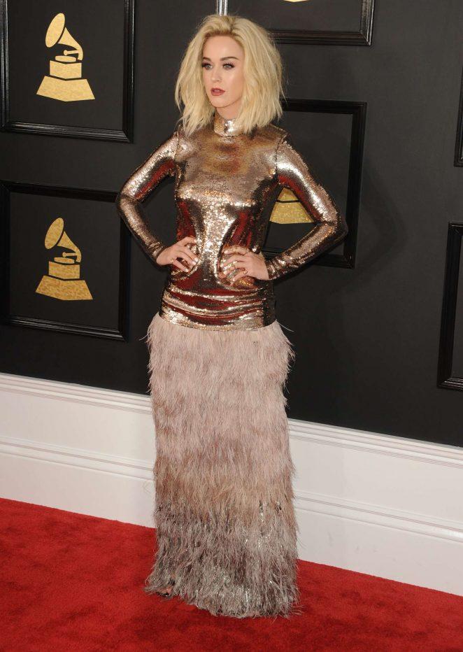 Katy Perry: 59th GRAMMY Awards -29