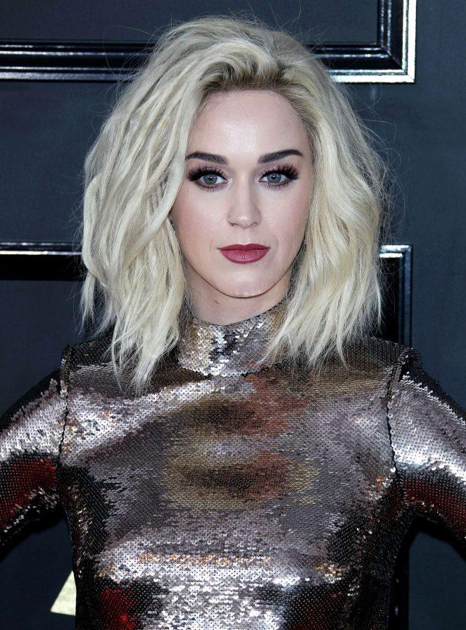 Katy Perry 2017 : Katy Perry: 59th GRAMMY Awards -37