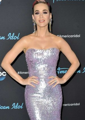 Katy Perry - ABC's 'American Idol' Show in Los Angeles