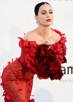 Katy Perry - amfAR's 23rd Cinema Against AIDS Gala in Antibes