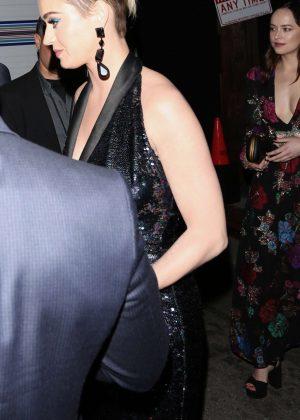 Katy Perry and Dakota ...