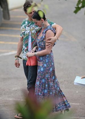 Katy Perry and Orlando Bloom Hiking in Hawaii -29