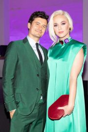 Katy Perry and Orlando Bloom - MOCA Benefit 2019 at The Geffen Contemporary in LA