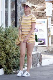 Katy Perry and Orlando Bloom - Visiting Panarea in Eolian Islands