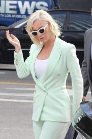Katy Perry - Arrives at court in Los Angeles