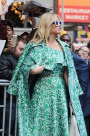 Katy Perry - Arrives at Good Morning America in New York