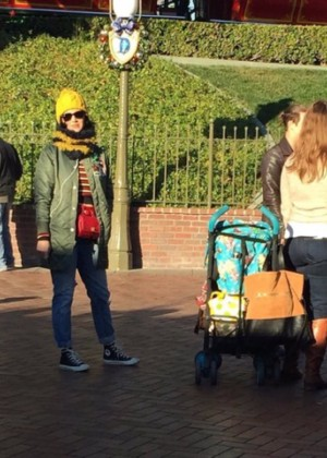 Katy Perry at Disneyland