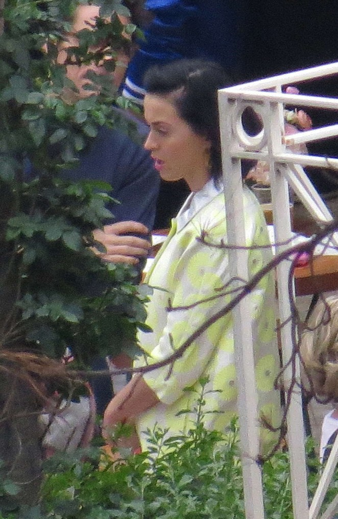 Katy Perry at Private Party -05