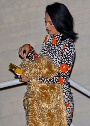 Katy Perry at the Adele Concert in Los Angeles