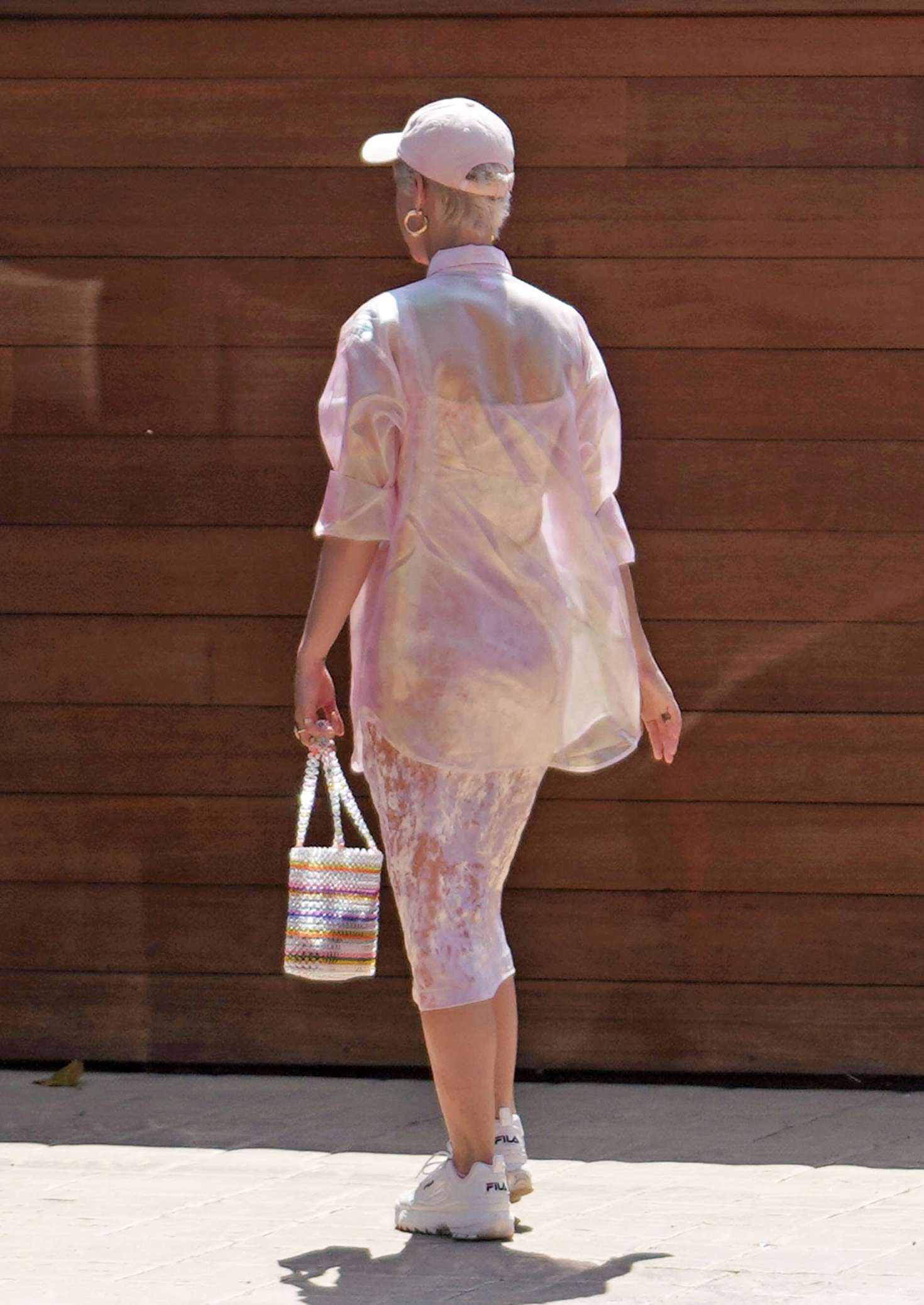 Katy Perry 2019 : Katy Perry: Attending church service -02