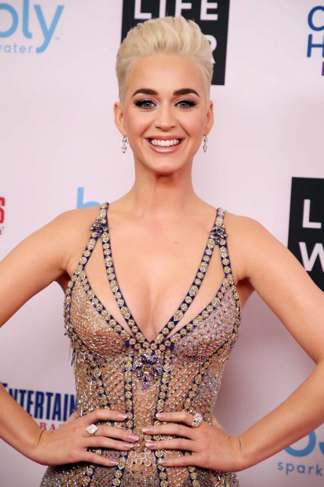 Katy Perry - Byron Allen's Oscar Gala Viewing Party in Los Angeles