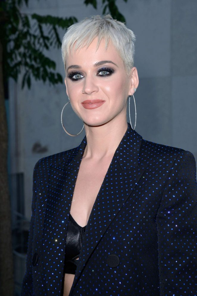 Katy Perry - Chanel's new perfume 'Gabrielle' Launch Party in Paris