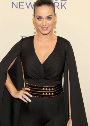 Katy Perry - Change Begins Within: A David Lynch Foundation Benefit Concert in NYC