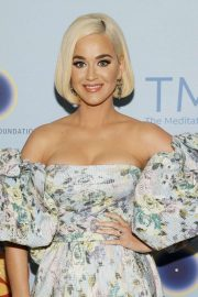 Katy Perry - David Lynch Foundation's Silence the Violence Benefit in Washington