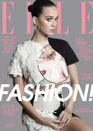Katy Perry - ELLE US Cover (March 2015)